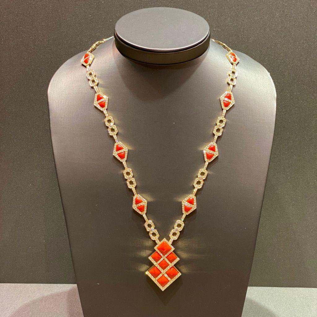 gioielli-in-corallo-rosso-collana